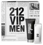 Carolina Herrera 212 VIP M EDT 100ml + SG 100ml SET