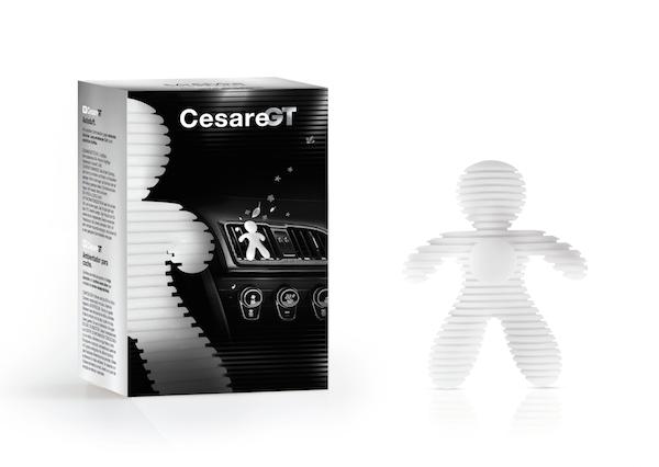 Mr&Mrs Fragrance Cesare GT Speedy - bílá