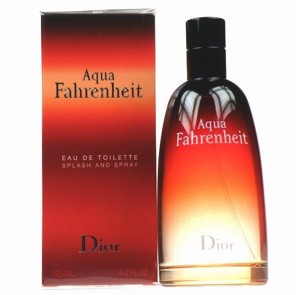 Dior Fahrenheit Aqua EDT M 125ml