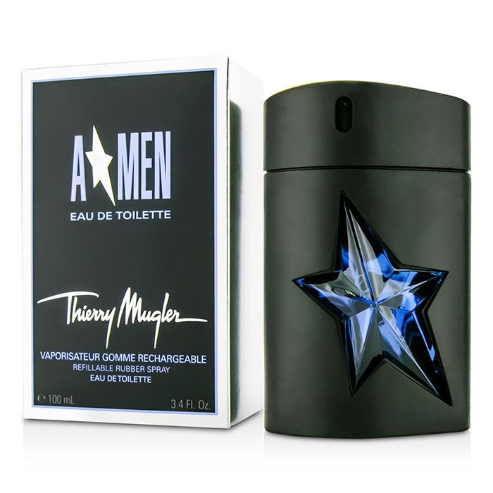 Thierry Mugler Amen The Refillable Rubber Spray M EDT 100ml