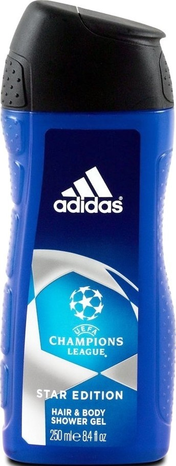 Adidas UEFA Champions League Star Edition Sprchový gel 250ml M