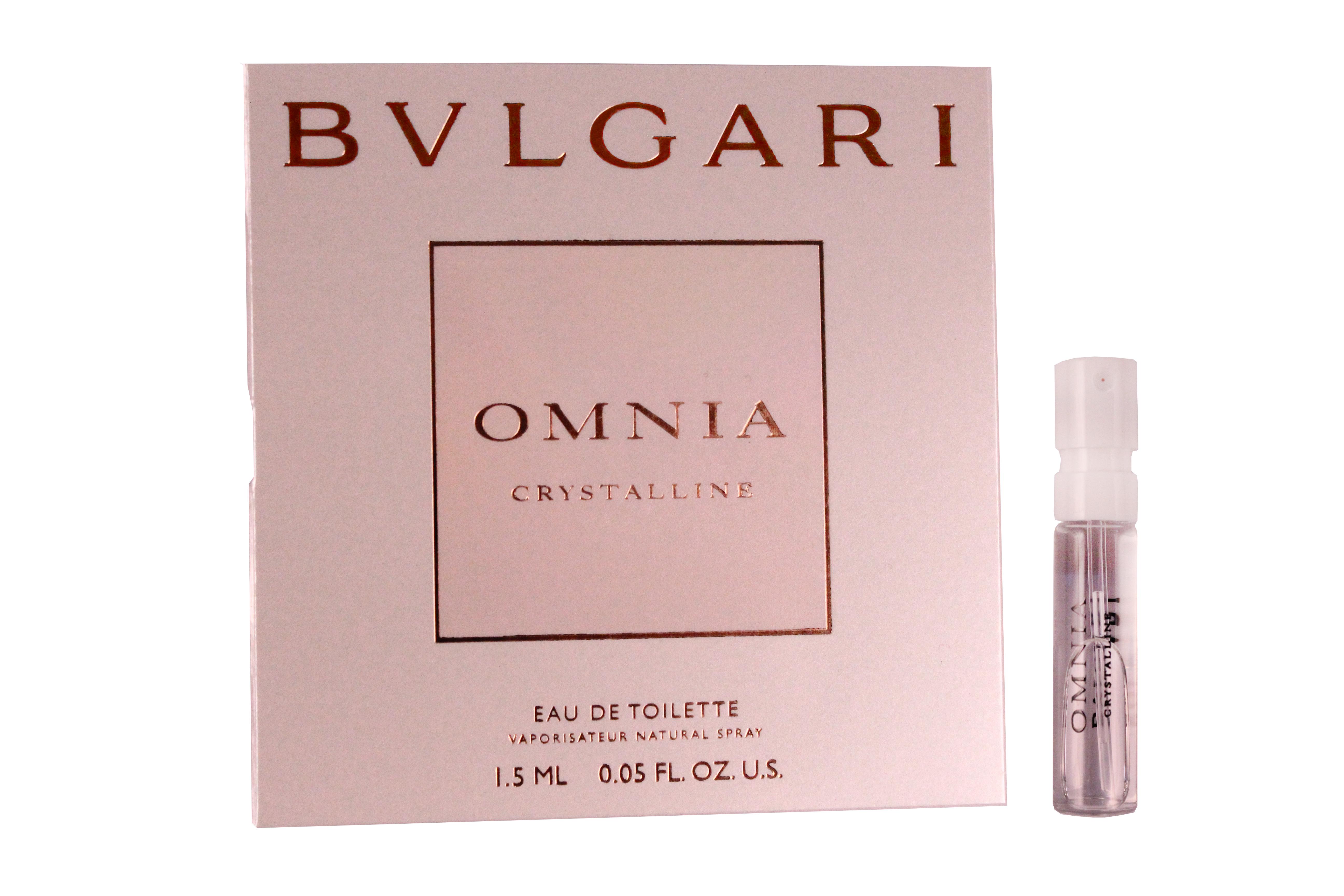 Bvlgari Omnia Crystalline W EDT 1,5ml