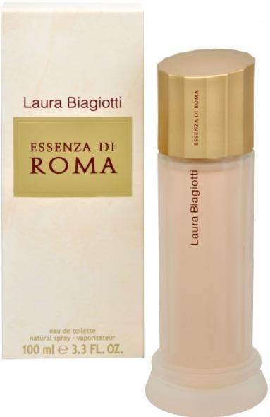 Laura Biagiotti Essenza di Roma Toaletní voda 50ml W