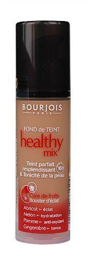 Bourjois Paris Healthy Mix Foundation 30ml Make-up W - Odstín 55 Dark Beige