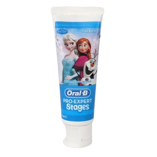 ORAL-B Pro Expert Stages Frozen Toothpaste U dětská kosmetika 75ml