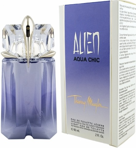 Thierry Mugler Alien Aqua Chic 2013 EDT W 60ml TESTER