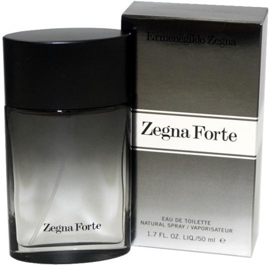 Ermenegildo Zegna Zegna Forte Toaletní voda 50ml M