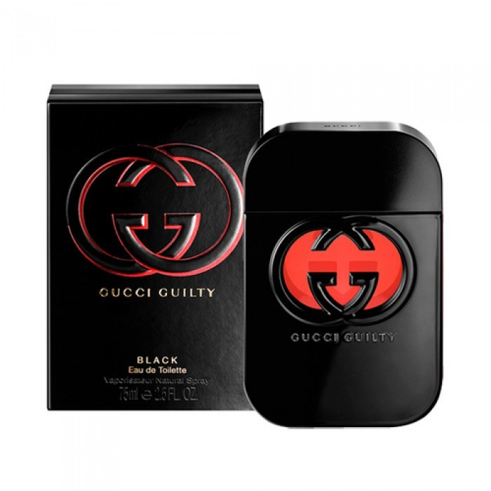 Gucci Guilty Black W EDT 75ml