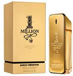 Paco Rabanne 1 Million Absolutely Gold M EDP 100ml