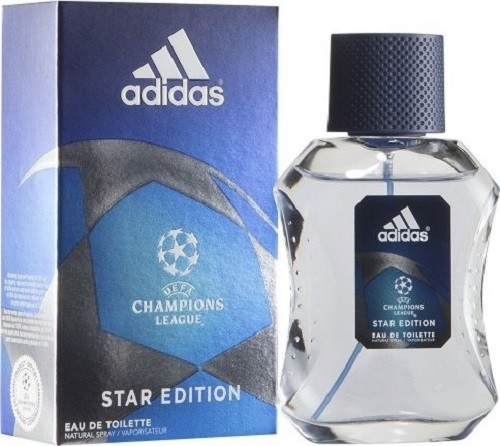 Adidas UEFA Champions League Star Edition Toaletní voda 100ml M