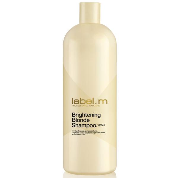 Brightening Blonde Shampoo 1000ml/šampon na blond vlasy
