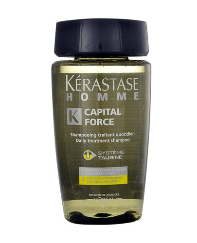 KERASTASE Homme CAPITAL FORCE Action Vita-Energising Effect Shampoo 250ml