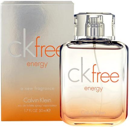 Calvin Klein CK Free Energy Toaletní voda 100ml M