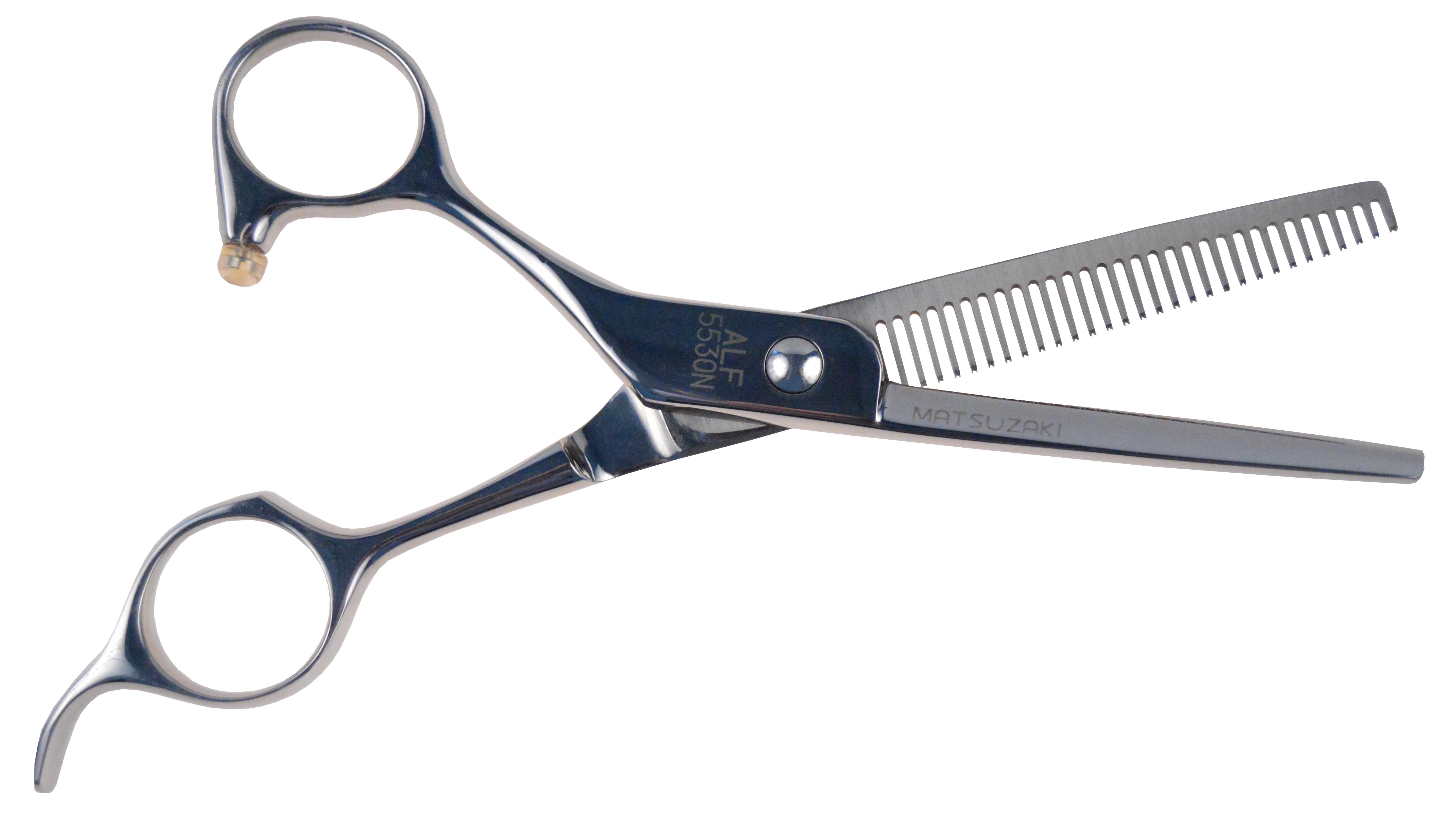 Kadeřnické nůžky Matsuzaki ALF 5530N