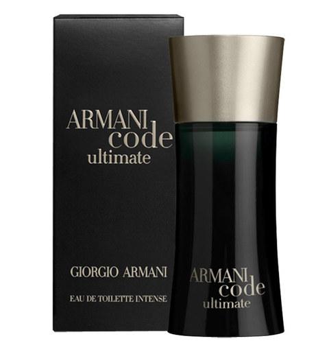 Giorgio Armani Code Ultimate Toaletní voda 75ml M