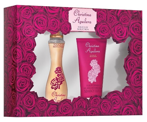 Christina Aguilera Touch of Seduction W EDP 30ml + SG 50ml
