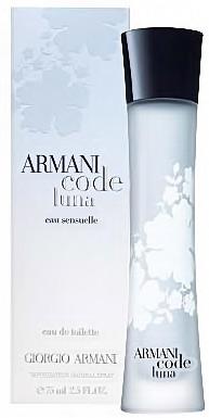 Giorgio Armani Code Luna Eau Sensuelle EDT W 75ml