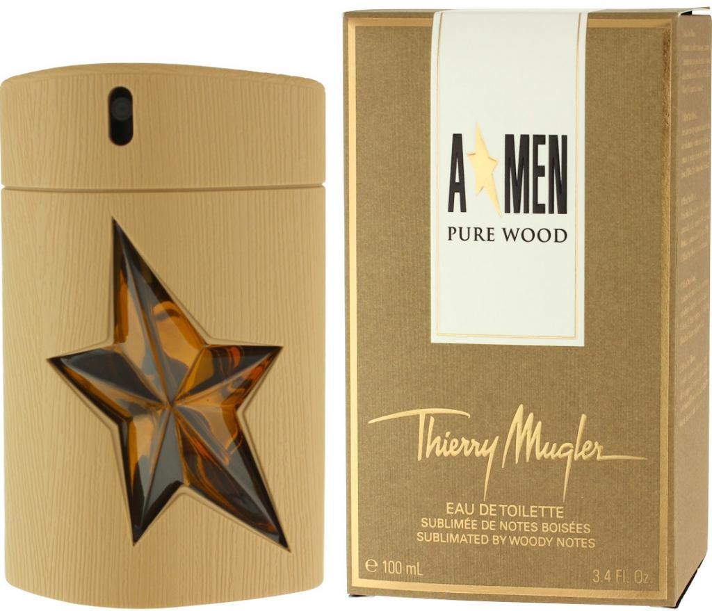 Thierry Mugler Amen Pure Wood Toaletní voda 100ml M