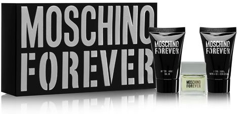 Moschino Forever EDT 4,5ml + SG 25ml + ASB 25ml SET mini