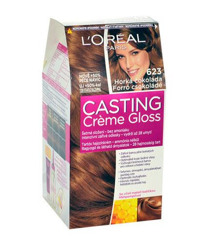 L´Oréal Paris Casting Creme Gloss 1ks W 603 Chocolate Caramel