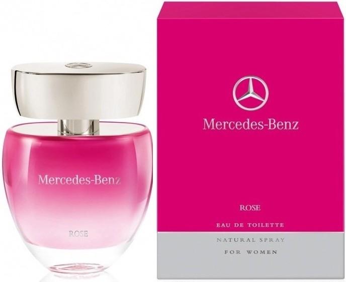 Mercedes-Benz Mercedes-Benz Rose Toaletní voda 30ml W