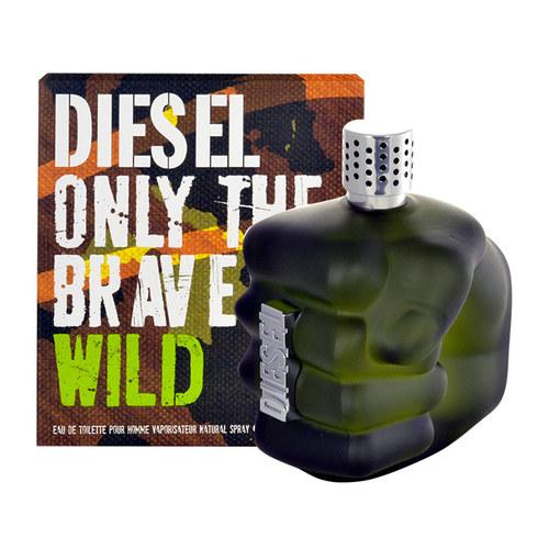 Diesel Only the Brave Wild Toaletní voda 35ml M