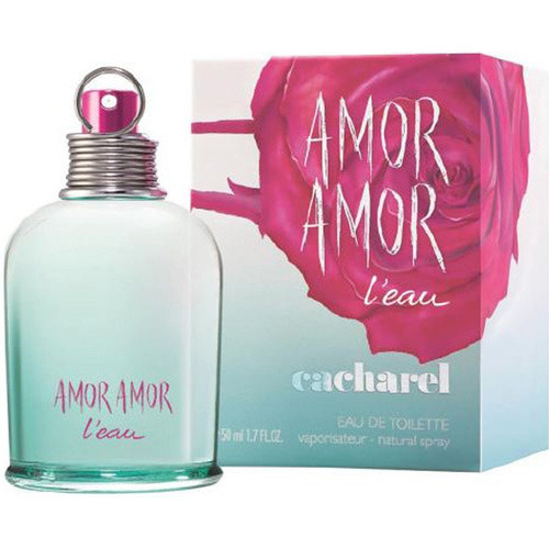 Cacharel Amor Amor L'Eau W EDT 50ml