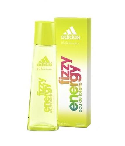 Adidas Fizzy Energy Toaletní voda 50ml W