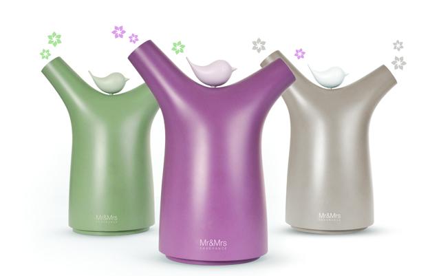 Mr&Mrs Fragrance Sissi Soft Touch Salvia - zelená