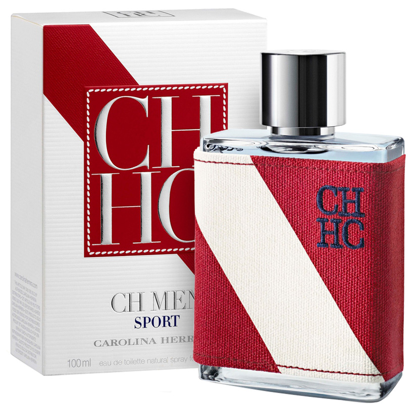 Carolina Herrera CH Men Sport M EDT 100ml