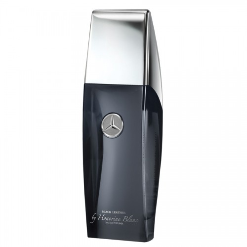 Mercedes-Benz VIP Club Black Leather M EDT 100ml TESTER