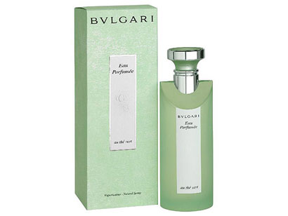 Bvlgari Eau Parfumée au thé vert W EDC 75ml