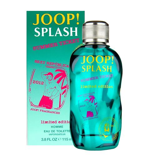 Joop! Splash Summer Ticket M EDT 115ml