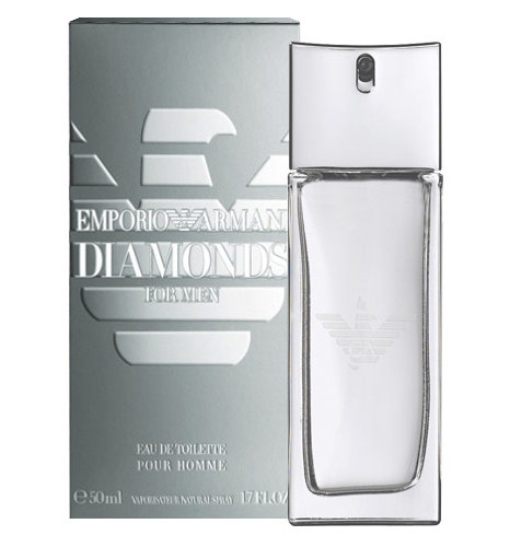 Armani Giorgio Emporio Armani Diamonds for Men EDT 30 ml M