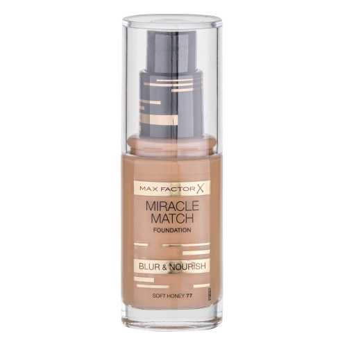 Max Factor Miracle Match Foundation 30ml - 77 Soft Honey