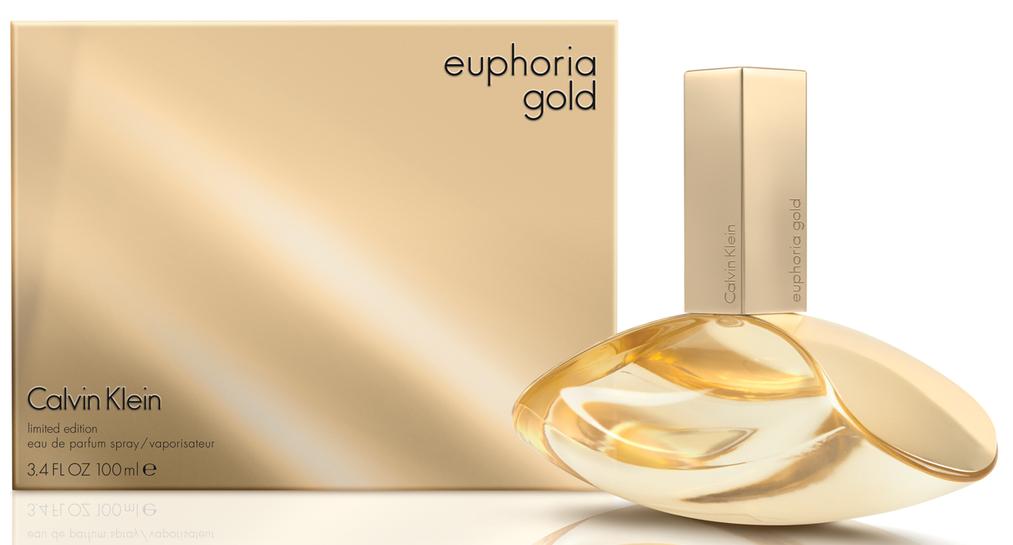 Calvin Klein Euphoria Gold W EDP 100ml