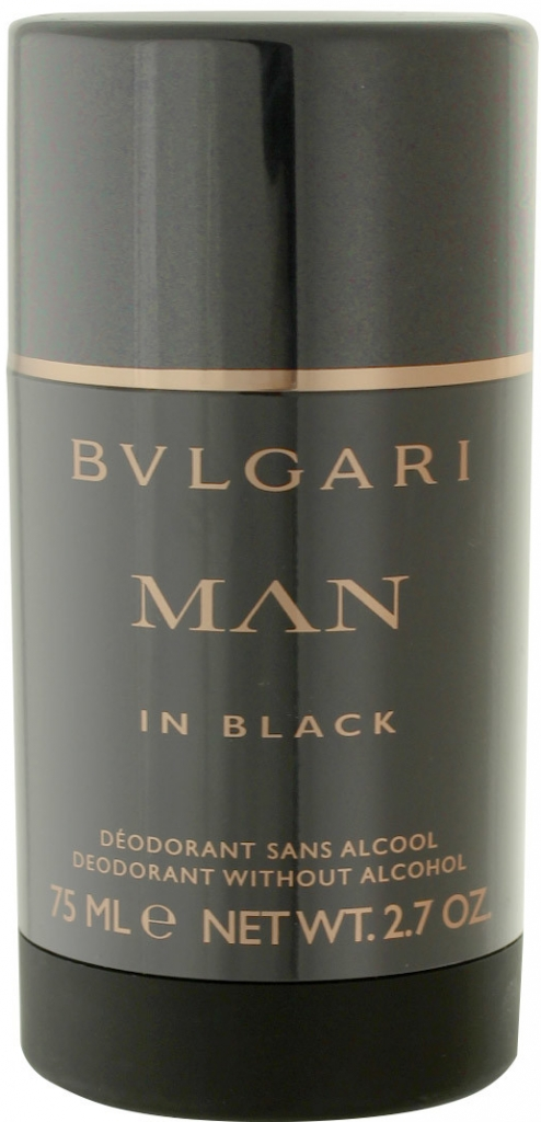 Bvlgari Man In Black Deostick 75ml M