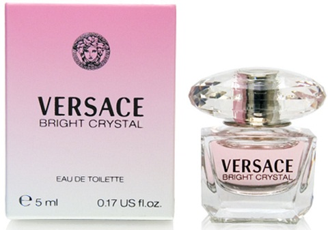 Versace Bright Crystal W EDT 5ml
