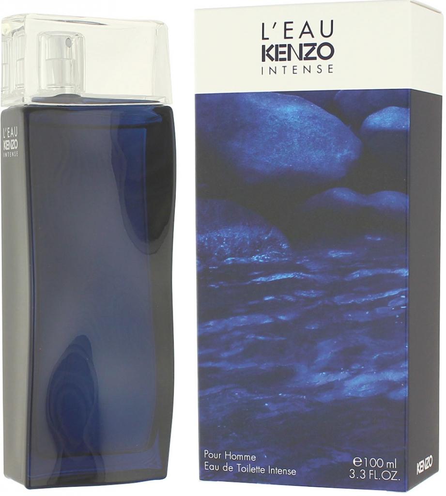 Kenzo L´eau Kenzo Intense Toaletní voda 100ml M