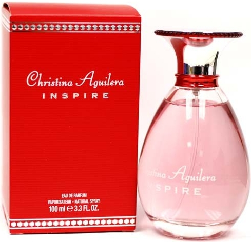 Christina Aguilera Inspire Parfémovaná voda 50ml W