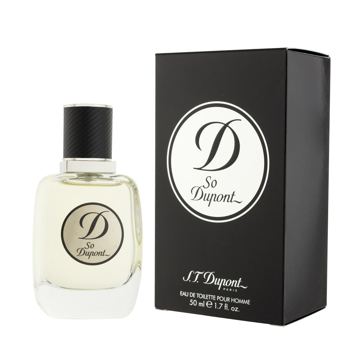 S.T. Dupont So Dupont Pour Homme Eau De Toilette 50 ml (man)