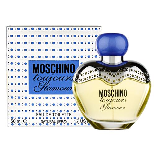 Moschino Toujours Glamour Eau De Toilette 50 ml (woman)