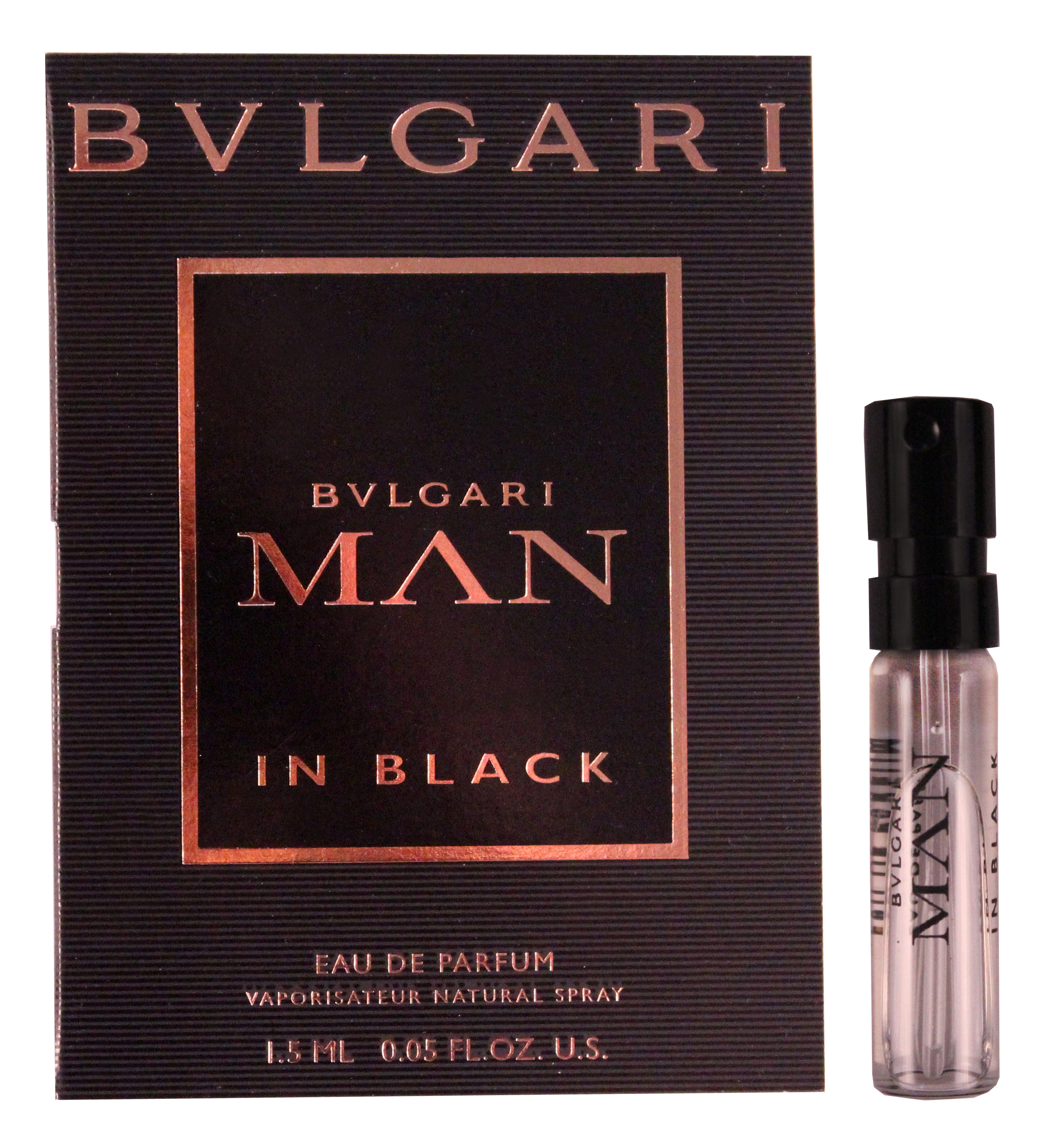 Bvlgari MAN In Black M EDP 1,5ml