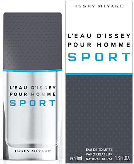 Issey Miyake LˇEau DˇIssey SPORT M EDT 100ml