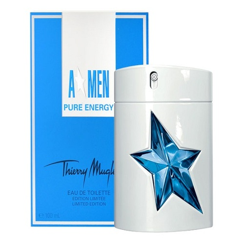 Thierry Mugler A*Men Pure Energy Eau De Toilette 100 ml (man)