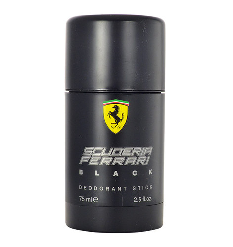 Ferrari Scuderia Black Perfumed Deostick 75 ml (man)