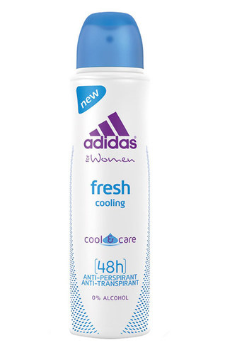 Adidas Fresh Antiperspirant 150ml W