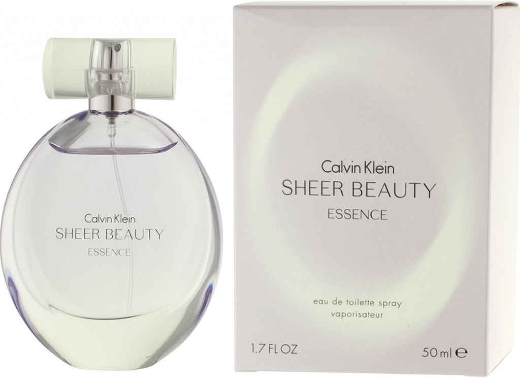 Calvin Klein Sheer Beauty Essence Toaletní voda 50ml W