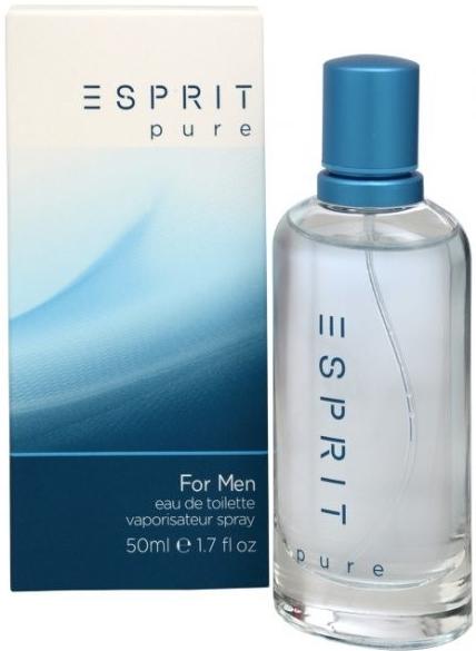 Esprit Pure Toaletní voda 50ml M