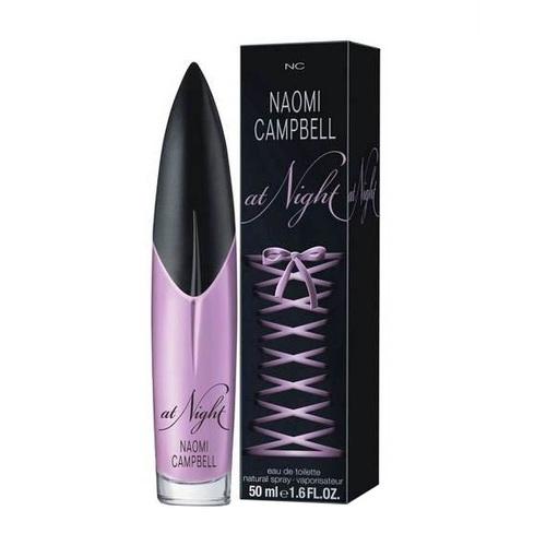 Naomi Campbell At Night